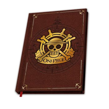 Notebook One Piece - Skull