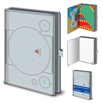 Notebook Playstation (PS1)