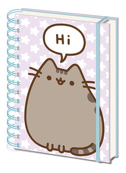 Pusheen - Pusheen Says Hi Notebook
