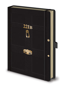 Sherlock - 221B Notebook