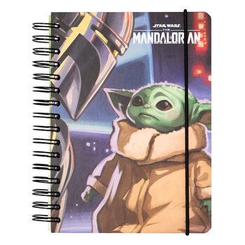 Notebook Star Wars: The Mandalorian