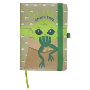 Notebook Star Wars: The Mandalorian - The Child