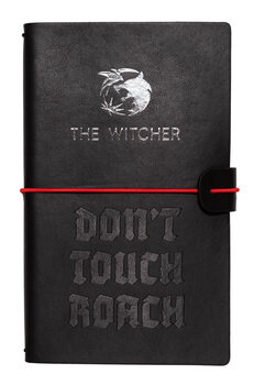 Notebook The Witcher - Don't Touch Roach