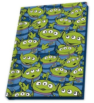 Toy Story - Aliens (A6) Notebook