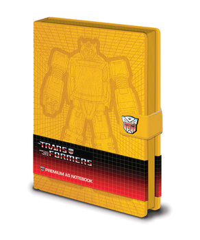 Transformers G1 - Bumblebee Notebook