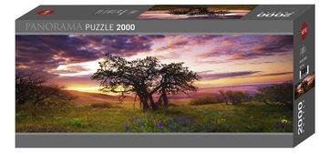 Puzzle Oak Tree