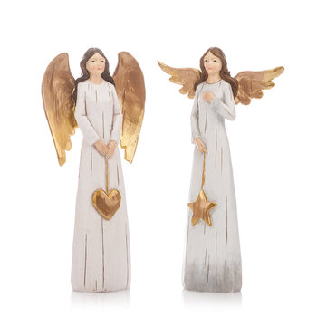 Angel Gold, 20 cm Objectos Decorativos
