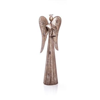Angel Metal 80 cm Objectos Decorativos