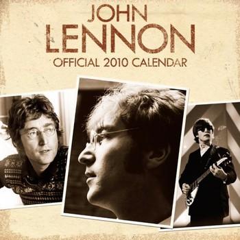 Calendar 2021 Official Calendar 2010 John Lennon