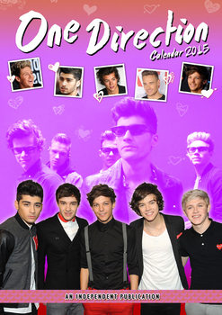 Calendar 2021 One Direction