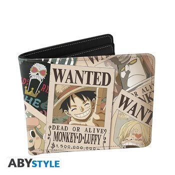 Lompakko One Piece - Wanted
