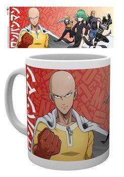 Mug One Punch Man - Group
