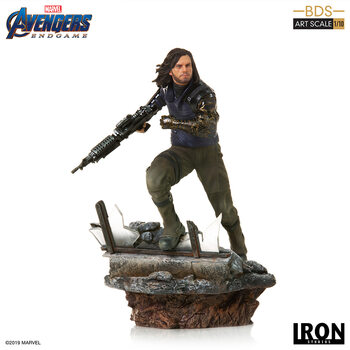 Figurine Avengers: Endgame - Winter Soldier (Bucky)