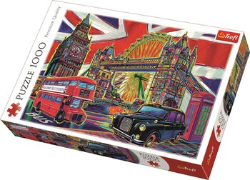 Puzzle Colours of London