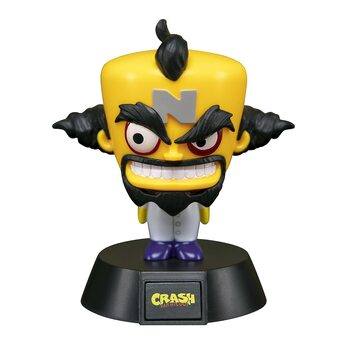 Glowing figurine Crash Bandicoot - Doctor Neo Cortex