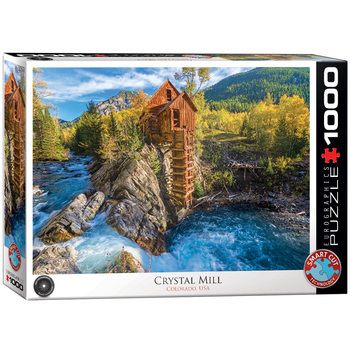 Puzzle Crystal Mill
