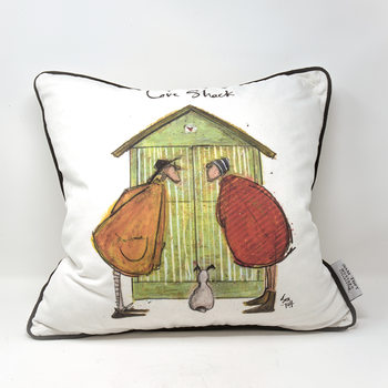 Cushion Sam Toft - Love Shack