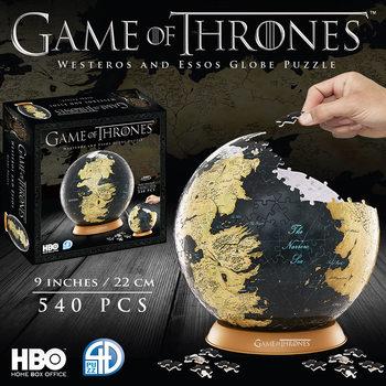 Game of Thrones - 4D Globe