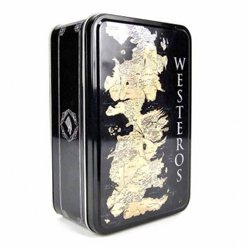 Game Of Thrones - Map Other Merchandise