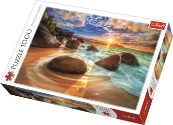 Puzzle India - Samudra Beach
