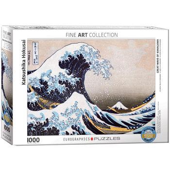 Puzzle Katsushika Hokusai - Great Wave of Kanagawa
