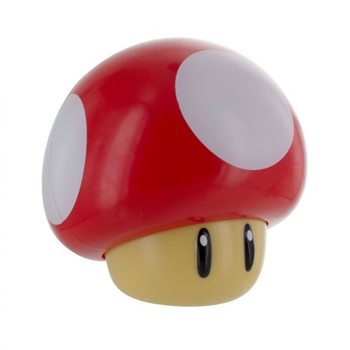 Lamp Super Mario - Mushrooms