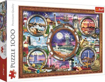 Puzzle Lighthouses