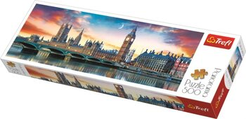 Puzzle London - Big Ben and Palace of Westminster