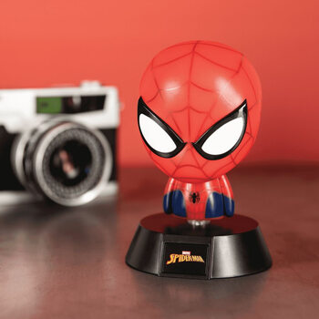 Glowing figurine Marvel - Spiderman