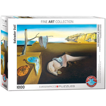 Puzzle The Persistence of Memory-Dali