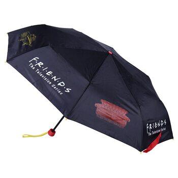 Umbrella - Friends - Black