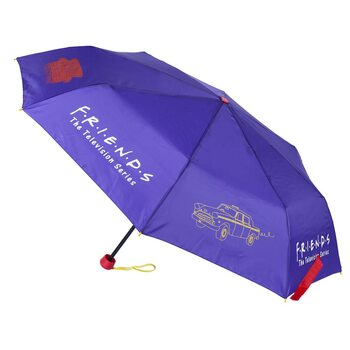 Umbrella - Friends (Purple)