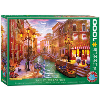 Puzzle Venetian Romance