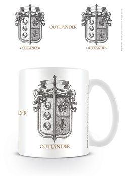 Mug Outlander - Fraser Crest
