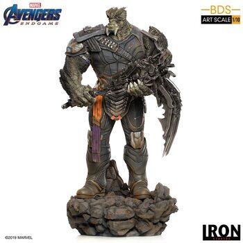 Figuras Avengers: Endgame - Black Order Cull Obsidian
