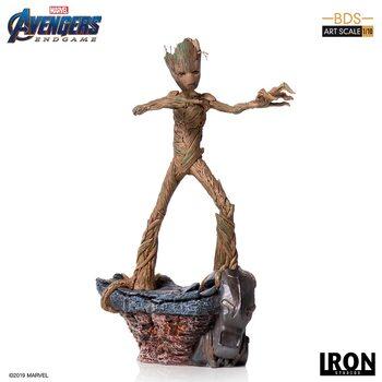 Figuras Avengers: Endgame - Groot