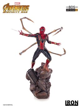 Figuras Avengers: Infinity War - Iron Spider-man