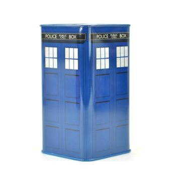 Outro merchandise  Doctor Who - Tardis