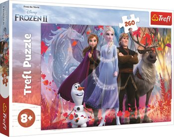 Puzzle Frozen 2