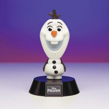 Figura Brilhante Frozen - Olaf
