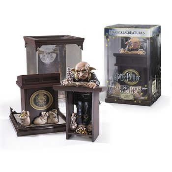 Figuras Harry Potter - Gringotts Goblin