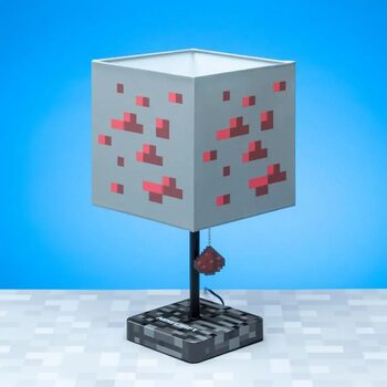 Lâmpada Minecraft