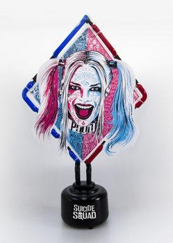 Lâmpada Suicide Squad - Harley Quinn