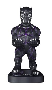 Figuras Marvel - Black Panther (Cable Guy)