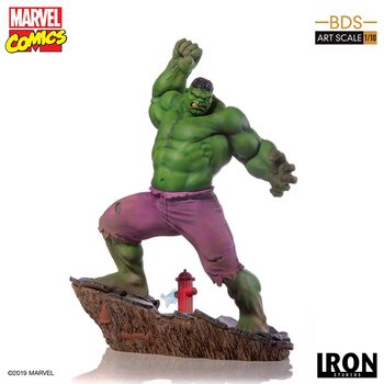 Figuras Marvel Comics - Hulk
