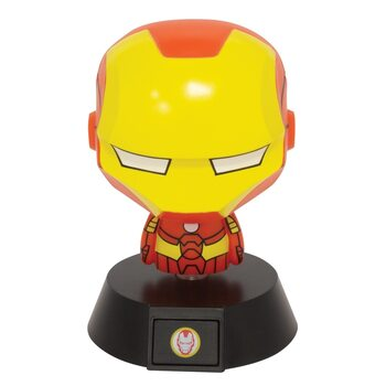 Figura Brilhante Marvel - Iron Man