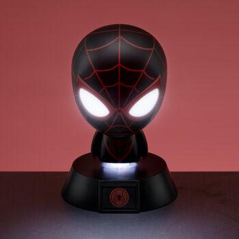 Figura Brilhante Marvel - Miles Morales (Spiderman)