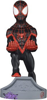 Figuras Marvel - Spiderman Miles Morales (Cable Guy)