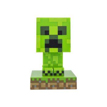 Figura Brilhante Minecraft - Creeper