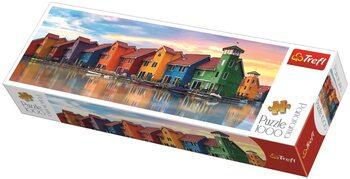 Puzzle Netherlands - Gronningen